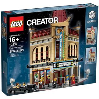 Palace Cinema, Lego 10232, Gohare, Modular Buildings, Tonbridge