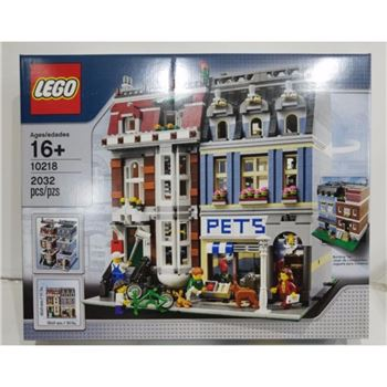 Lego 10218 Pet Shop, Lego 10218, Brickworldqc, Modular Buildings