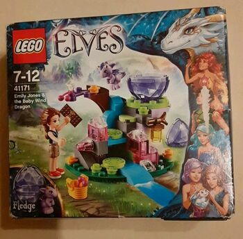 Emily Jones & the Baby Wind Dragon, Lego 41171, Theresa Staude-Stampe , Elves, Cottbus