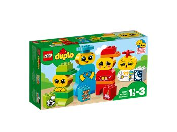 My First Emotions, LEGO 10861, spiele-truhe (spiele-truhe), DUPLO, Hamburg