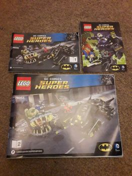 Batman: Killer Croc Sewer Smash, Lego 76055, OtterBricks, Super Heroes, Pontypridd