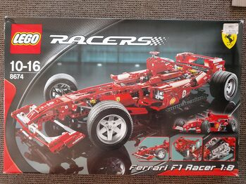 Used Ferrari F1 Racer for Sale, Lego 8674, Tracey Nel, Racers, Edenvale