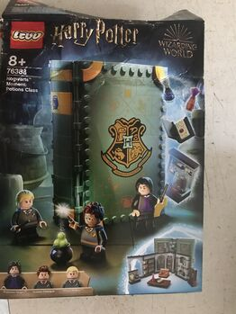 Harry potter book set, Lego 76382 76383 76384, Jeffrey Leticq, Harry Potter, Nunawading