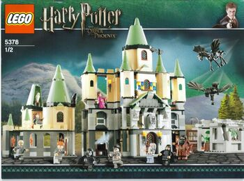 Harry Potter Hogwarts Castle, Lego 5378, Jun Wei William Tan, Harry Potter, Singapore