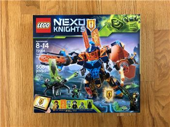 Lego 72004 Tech Wizard Showdown, Lego 72004, Brickworldqc, NEXO KNIGHTS