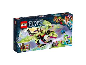 The Goblin King's Evil Dragon, LEGO 41183, spiele-truhe (spiele-truhe), Elves, Hamburg