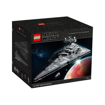 Imperial Star Destroyer, Lego, Dream Bricks, Star Wars, Worcester