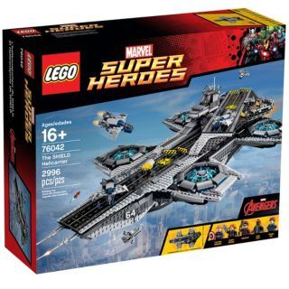 UCS Marvel Helicarrier, 76042, Simon Colwell, Super Heroes, Havant