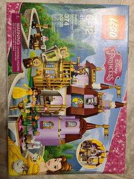 Lego Disney Princess Belle's Enchanted Castle - NIB, Lego 41067, Tanya, Disney Princess, Lethbridge