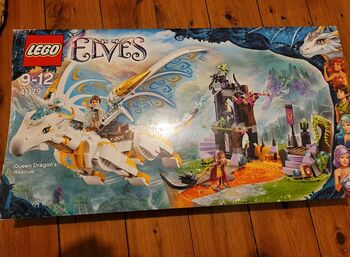 Lego Elves 41179 Queen Dragons Rescue - New, Lego 41179, mipaho, Elves, TEMPE