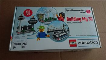 LEGO SG50 Rare Set - Singapore Limited Edition - Brand NEW & SEALED - RETIRED, Lego 2000446, Stephen Wilkinson, other, rochdale