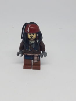LEGO Voodoo Captain Jack Sparrow Minifigure, Lego POC029, NiksBriks, Pirates of the Caribbean, Skipton, UK