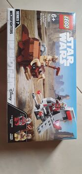 Micrifighters serie 7, Lego 75265, Rees, Star Wars, Schupfen