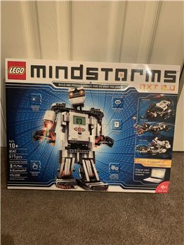 Mindstorms NXT 2.0, Lego 8547, mike a, MINDSTORMS, Oakville