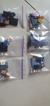 Minifiguren serie harry potter, Lego 71028, Rees, Harry Potter, Schupfen