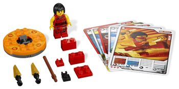 Nya Blister Pack, Lego, Creations4you, Minifigures, Worcester