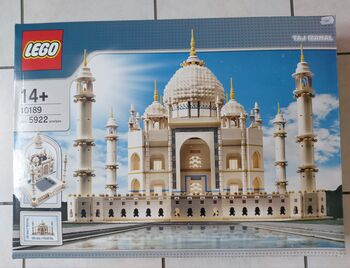 Original Taj Mahal for Sale, Lego 10189, Tracey Nel, Sculptures, Edenvale