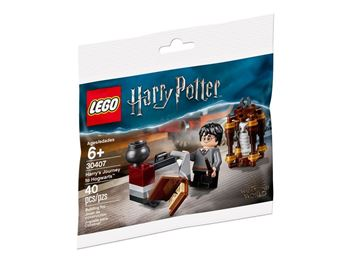 Polybag Rarity: LEGO® 30407 - Harry Potter  - Harry's Journey to Hogwarts, Lego 30407, Mikael, Harry Potter, Göteborg