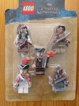 Pirates of the Caribbean Battle Pack, Lego 853219, Tracey Nel, Pirates of the Caribbean, Edenvale