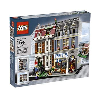Pet Shop  , Lego 10218, Gohare, Modular Buildings, Tonbridge