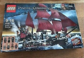 Queen Anne's Revenge 4195, LEGO® Pirates of the Caribbean™, Lego 4195, Christoph Braunhofer, Pirates of the Caribbean, Brixlegg