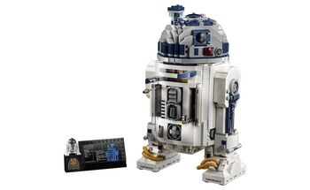 R2 D2 Robot, Lego, Dream Bricks, Star Wars, Worcester