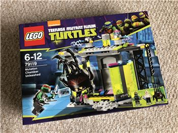 Mutation Chamber Unleashed, Lego 79119, Steven Bond, Teenage Mutant Ninja Turtles, St. Helens