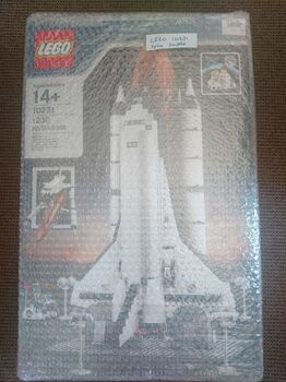 Shuttle Expedition, Lego 10231, Tracey Nel, Sculptures, Edenvale