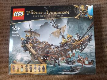 Silent Mary, Lego 71042, Tracey Nel, Pirates of the Caribbean, Edenvale