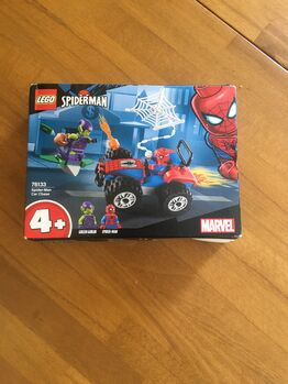 Spider-Man chase, Lego 76133, Daniel henshaw, Marvel Super Heroes, Swindon