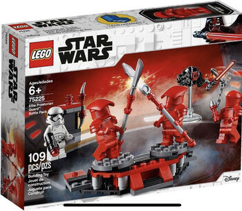 Star Wars 75225 Elite Praetorian Guard Battle Pack, Lego 75225, Günther Polzhofer, Star Wars, Anger