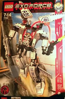 Steal Hunter EXOFORCE, Lego 7700, Hans-Peter , Exo-Force, Duggingen