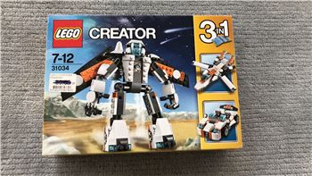 Future flyers, Lego 31034, K.P., Creator, Berlin