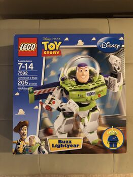 Toy Story Construct-a-Buzz -New In Box, Lego 7592, Jay & Jen, Toy Story, Newmarket