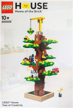 Tree of Creativity, Lego 4000026, Gohare, other, Tonbridge