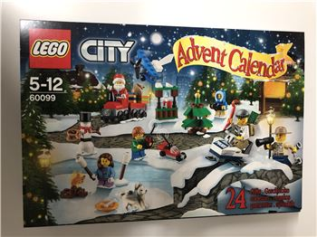 Lego 60099/ City Advent Calendar 2015, Lego 60099, Juan, City, Portals Nous