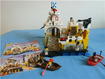 Eldorado Fortress, Lego 6276, Alex, Pirates, Dortmund