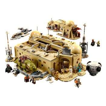 Mos Eisley Cantina, Lego, Dream Bricks, Star Wars, Worcester