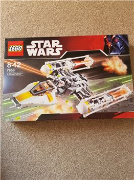 Y-Wing Fighter, Lego 7658, Vanessa Peacher, Star Wars, Kettering