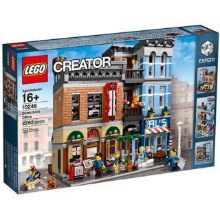 Detectives Office, Lego 10246, Gohare, Modular Buildings, Tonbridge