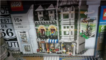 green grocer, Lego 10185, shawn ramsay, Modular Buildings, Lloydminster