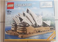 Used Sydney Opera House, Lego 10234, Tracey Nel, Sculptures, Edenvale