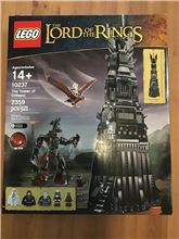 The Tower of Orthanc, Lego 10237, Christos Varosis, Lord of the Rings, Serres
