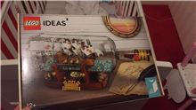 Ship in a Bottle, Lego 21313, Gavin, Ideas/CUUSOO, Hartlepool
