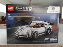 1974 Porsche 911 Turbo 3.0, Lego 75895, Paul Firstbrook , Speed Champions, Bergvliet, Cape Town.