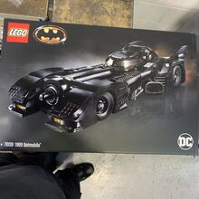 1989 batmobile, Lego 76139, James Eshelby, BATMAN, Aylesbury