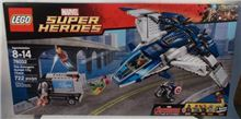 Lego 76032 The Avengers Quinjet City Chase, Lego 76032, Brickworldqc, Super Heroes