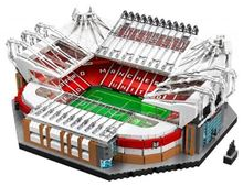Old Trafford Manchester United, Lego 10272, Creations4you, Creator, Worcester