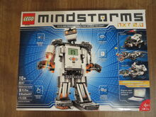 1x Lego Mindstorms 8547 set (working fine), Lego 8547, Jordan Phillis, MINDSTORMS, Petrie