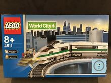 2003 High Speed Train, Lego 4511, Christos Varosis, Train